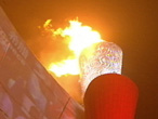 olympic flame 2008